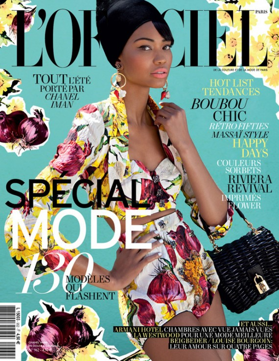 L'Officiel-Paris-Chanel-Iman