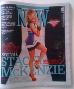Stacey McKenzie - Now Magazine (1)