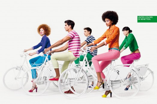 Nur Hellmann - United Colors of Benetton SS 2012 (1)