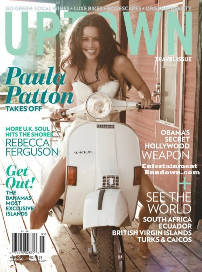 Paula Patton - Uptown Magazine Cover