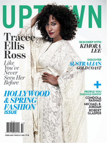 Tracee Ellis Ross Uptown Magazine (March 2012)