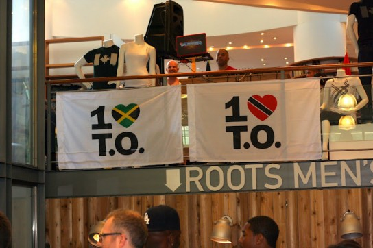 1 Love T.O. X Roots