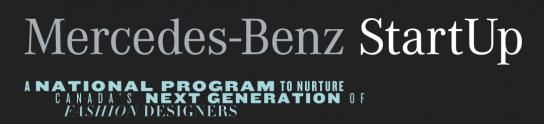 Mercedes-Benz Start-Up Logo