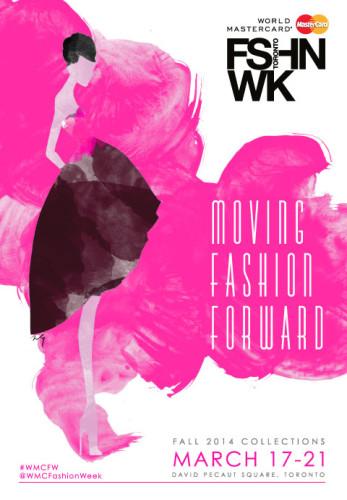 World MasterCard Fashion Week – Moving Fashion Forward